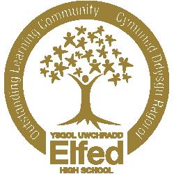 Elfed High School Logo
